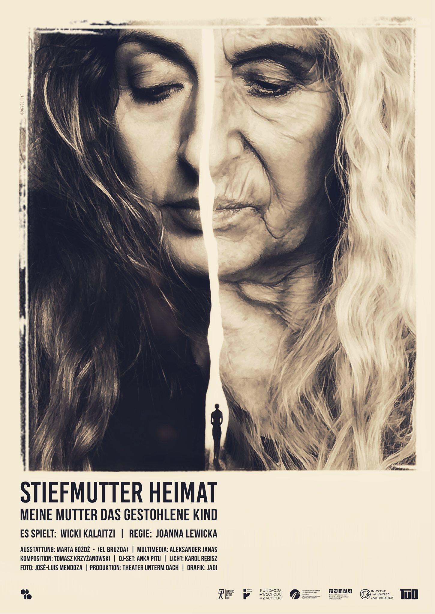 Poster Stiefmutter Heimat Meine Mutter Das Gestohlene Kind